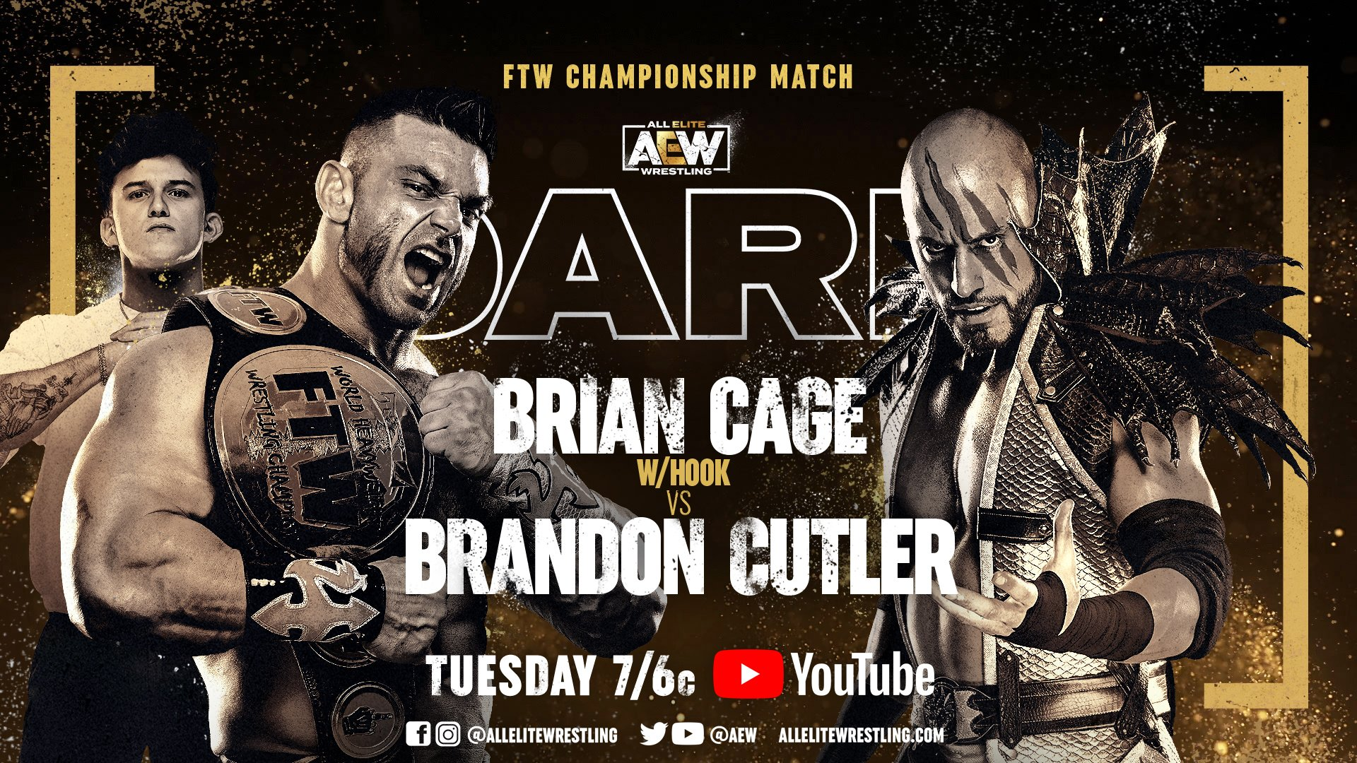 AEW Dark Results (3/23): Brian Cage Defends The FTW World Championship