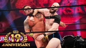 New Tag Champions Crowned At ROH 19th Anniversary Show