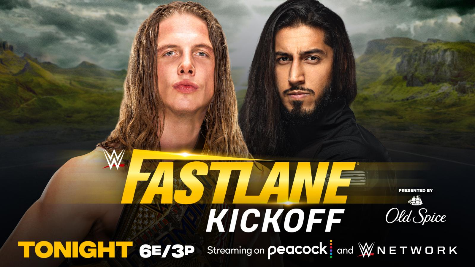 WWE Fastlane Match Moved To Pre-Show, Opener For Tonight Revealed, Kickoff Video