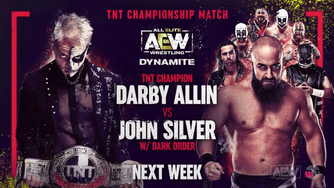AEW Dynamite Results: TNT Championship Match, Kid Laredo, The Pinnacle In Action