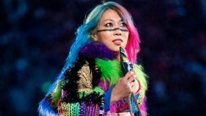 Asuka Recalls Experiencing Anti-Asian Racism At Airport