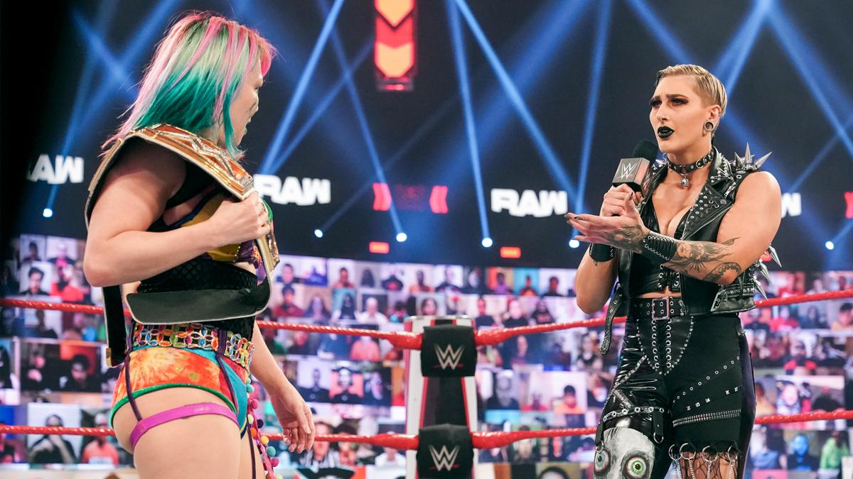 Rhea Ripley Expected Charlotte Flair To Be Added To Her WrestleMania 37 Match With Asuka