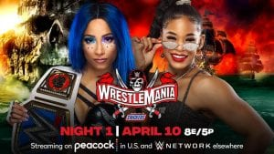WWE WrestleMania 37 Night One Final Card And Live Coverage Reminder