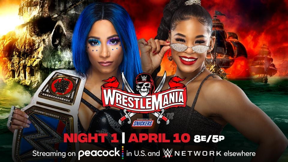 News On Which Match Will Be The Main Event Of WrestleMania 37 Night One