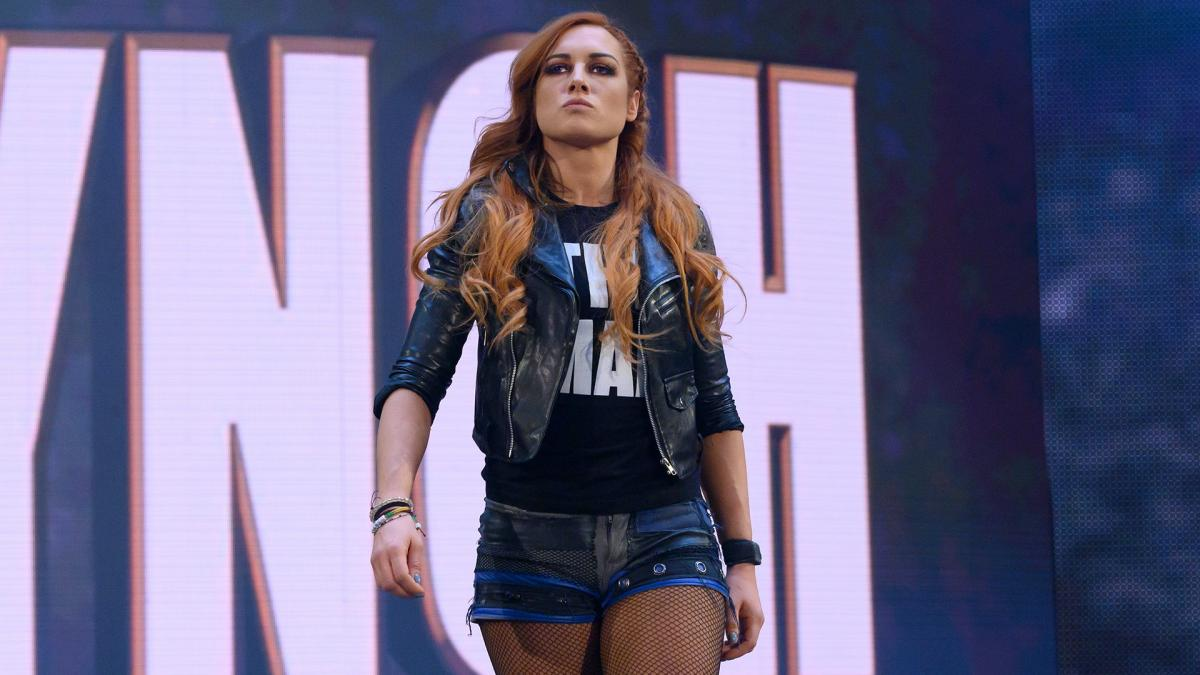 """Photo: Becky Lynch Shows Off Her """"New Favorite Shirt"""""""