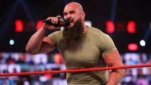 Braun Strowman On Struggling With Body Dysmorphia