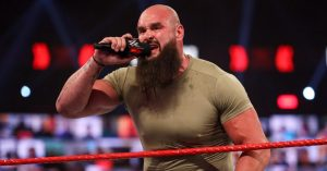 Braun Strowman Reportedly Meets With Impact Executive VP