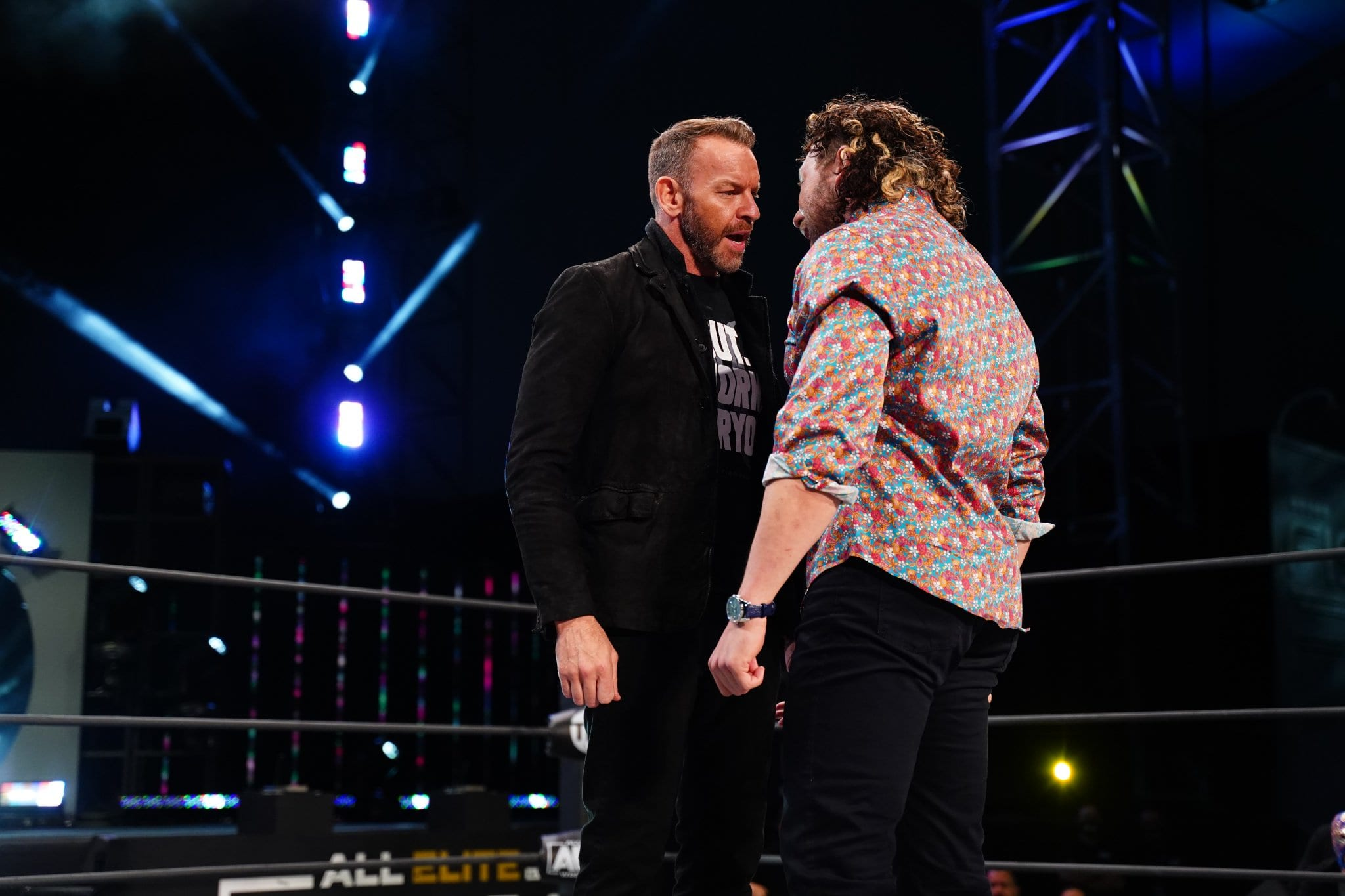 AEW Dynamite Results: TNT Title Match, Women's Tag, Inner Circle, Christian Cage