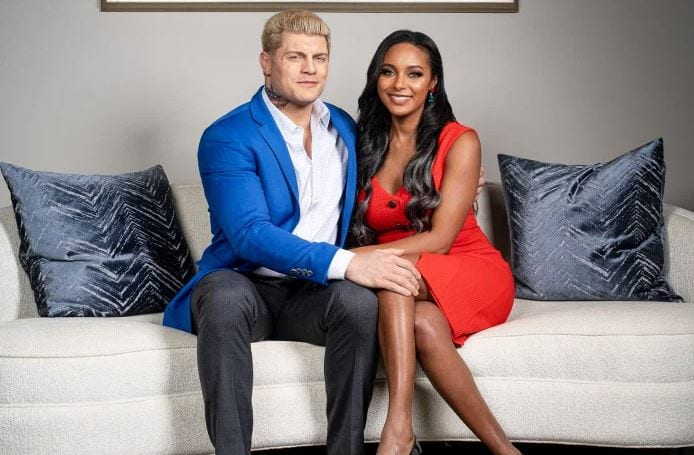 Cody Rhodes Announces Birth Of Daughter