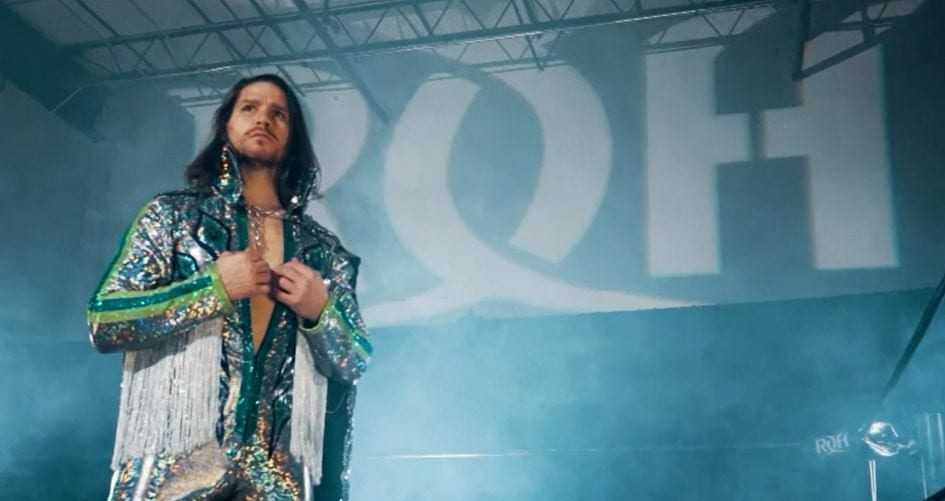 Former ROH World Champion Signs With The Company