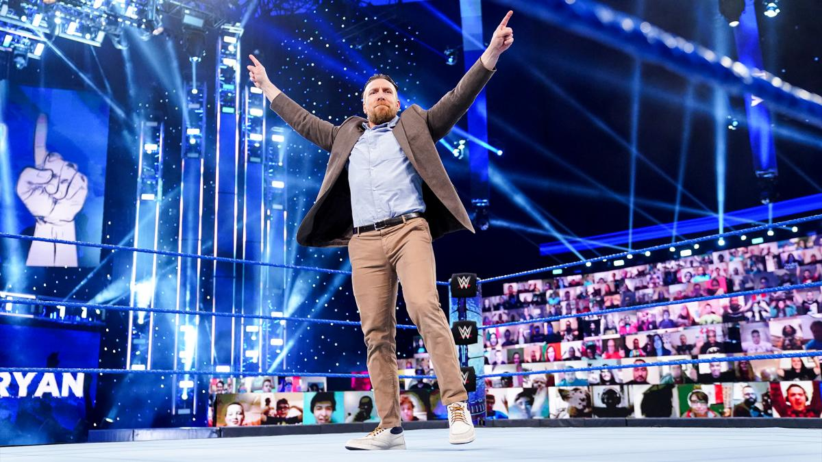 Daniel Bryan As 2021 Hall Of Fame Inductee?