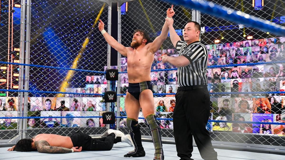 Daniel Bryan Reveals Who He Wants To Face In AEW And NXT