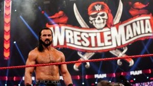 Drew McIntyre Talks Making Bobby Lashley At WrestleMania 37