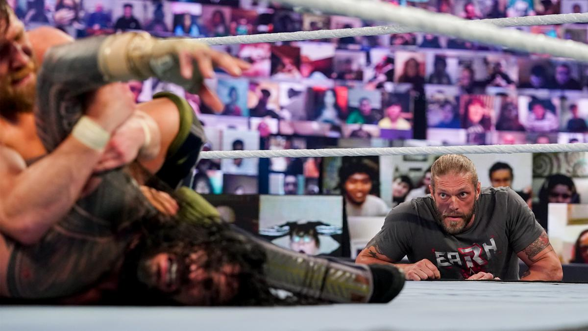 Edge's Appearance Was Reportedly A Factor For WrestleMania 37 Change