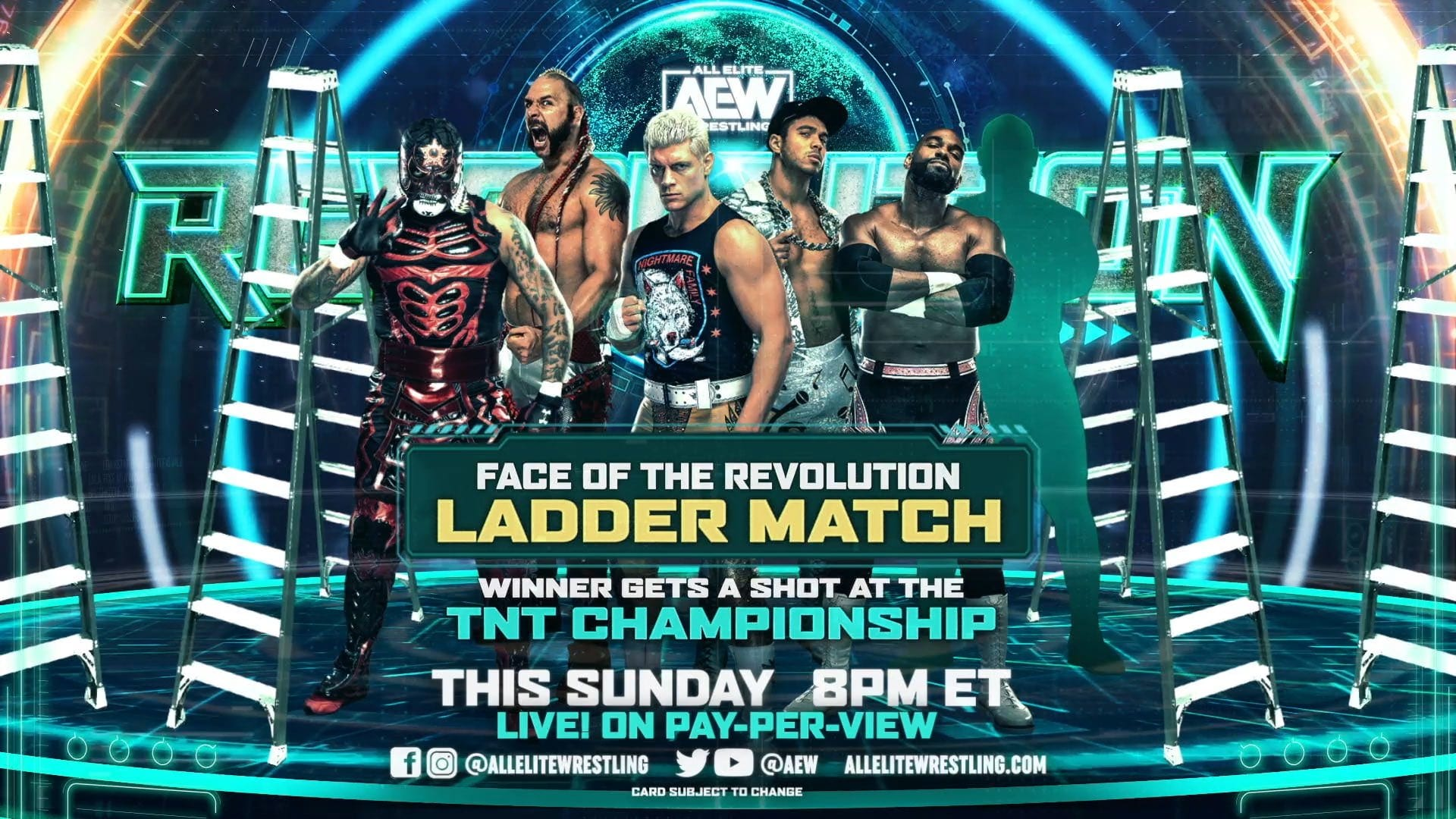 Former Impact Star Debuts At AEW Revolution, New Number One TNT Contender Crowned