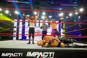 FinJuice Set To Defend Impact Tag Team Titles This Thursday On Impact