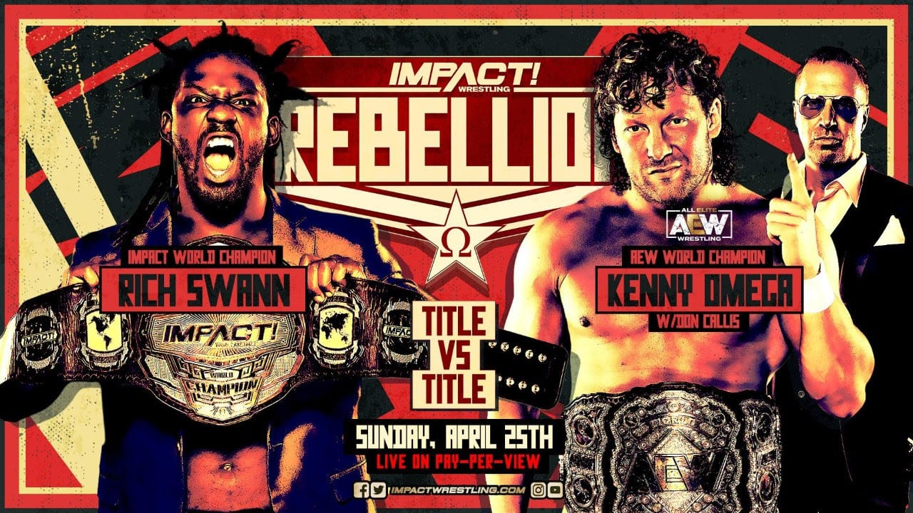 Who Won The Title Vs. Title Match At Impact Rebellion?