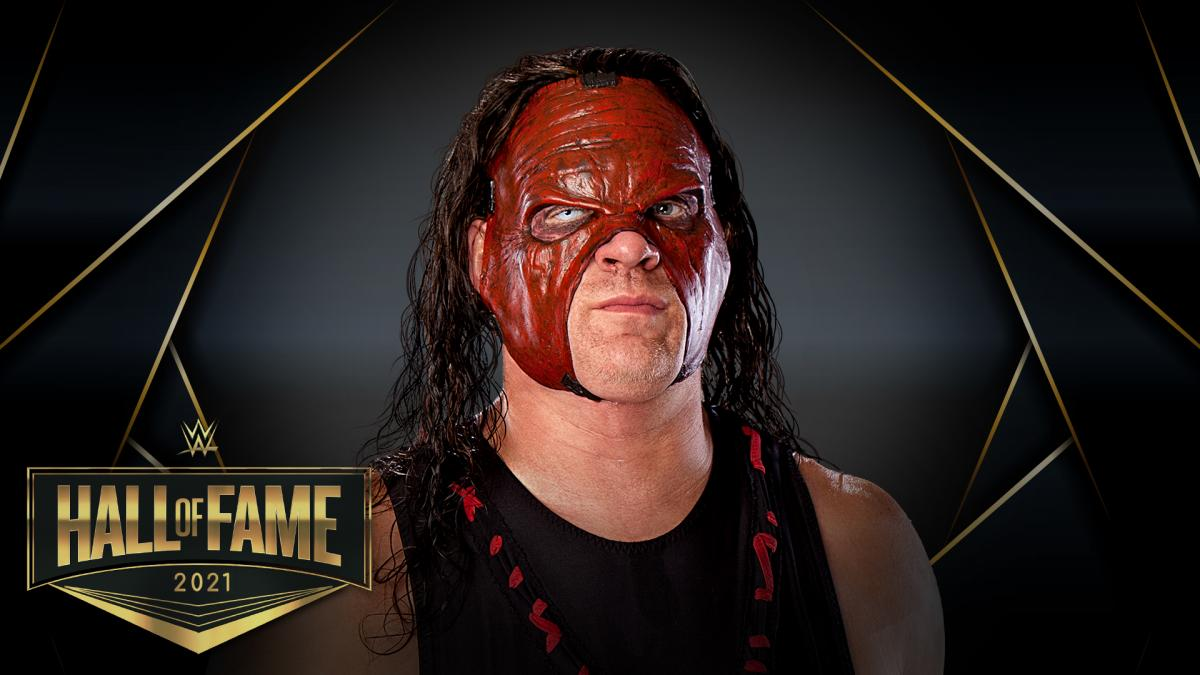 Kane Honored With Senate Joint Resolution For His WWE Hall Of Fame Induction