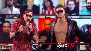 The Miz Talks Ratings Going Up After The Won The WWE Championship This Year