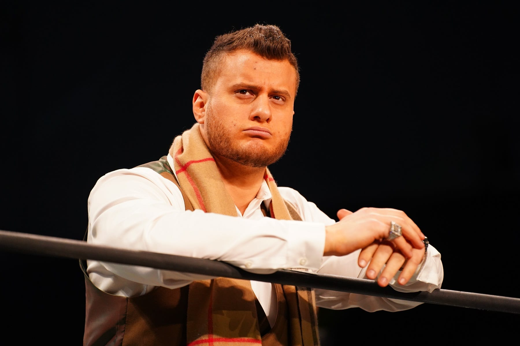 """MJF On Options After AEW Contract Expires: """"I Am A Businessman At The End Of The Day"""""""