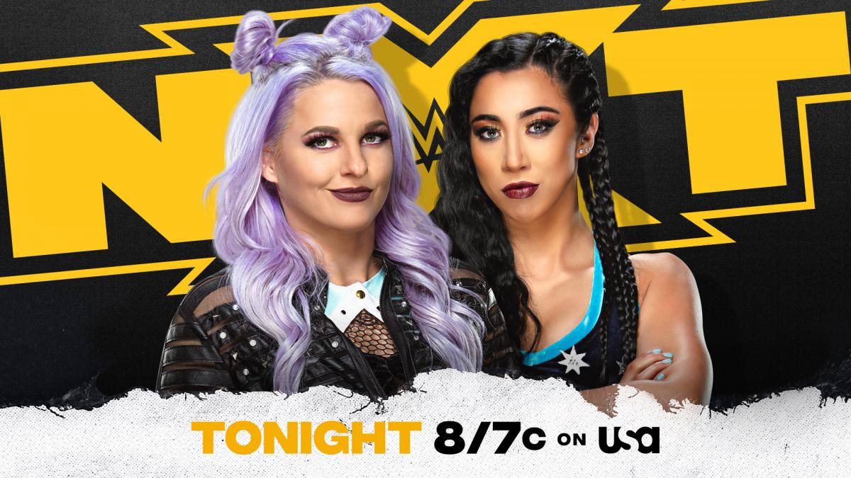 New WWE NXT Matches Revealed For Tonight