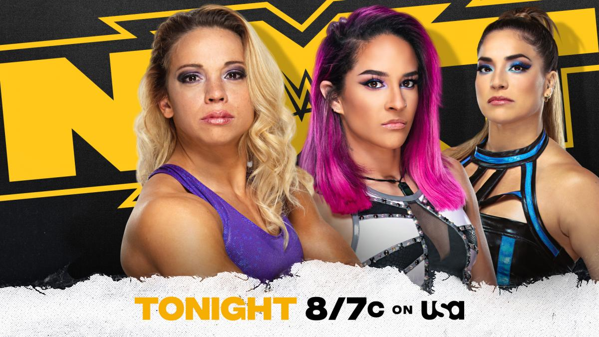 New WWE NXT Matches Revealed For Tonight - Wrestling Inc.