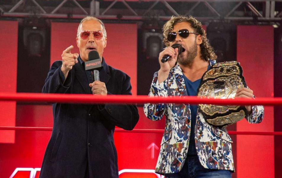 Impact Wrestling Garners Lowest Audience Of 2021 Featuring Kenny Omega's Return