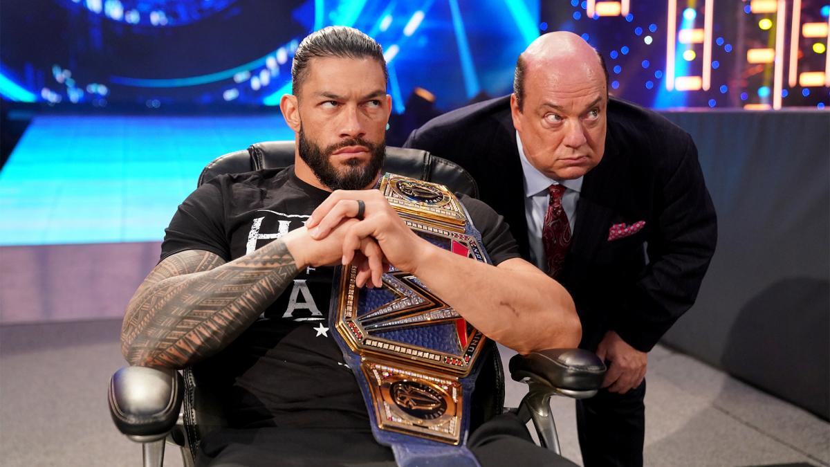 Roman Reigns On If He's Concerned About COVID-19 With Fans Being At WrestleMania 37