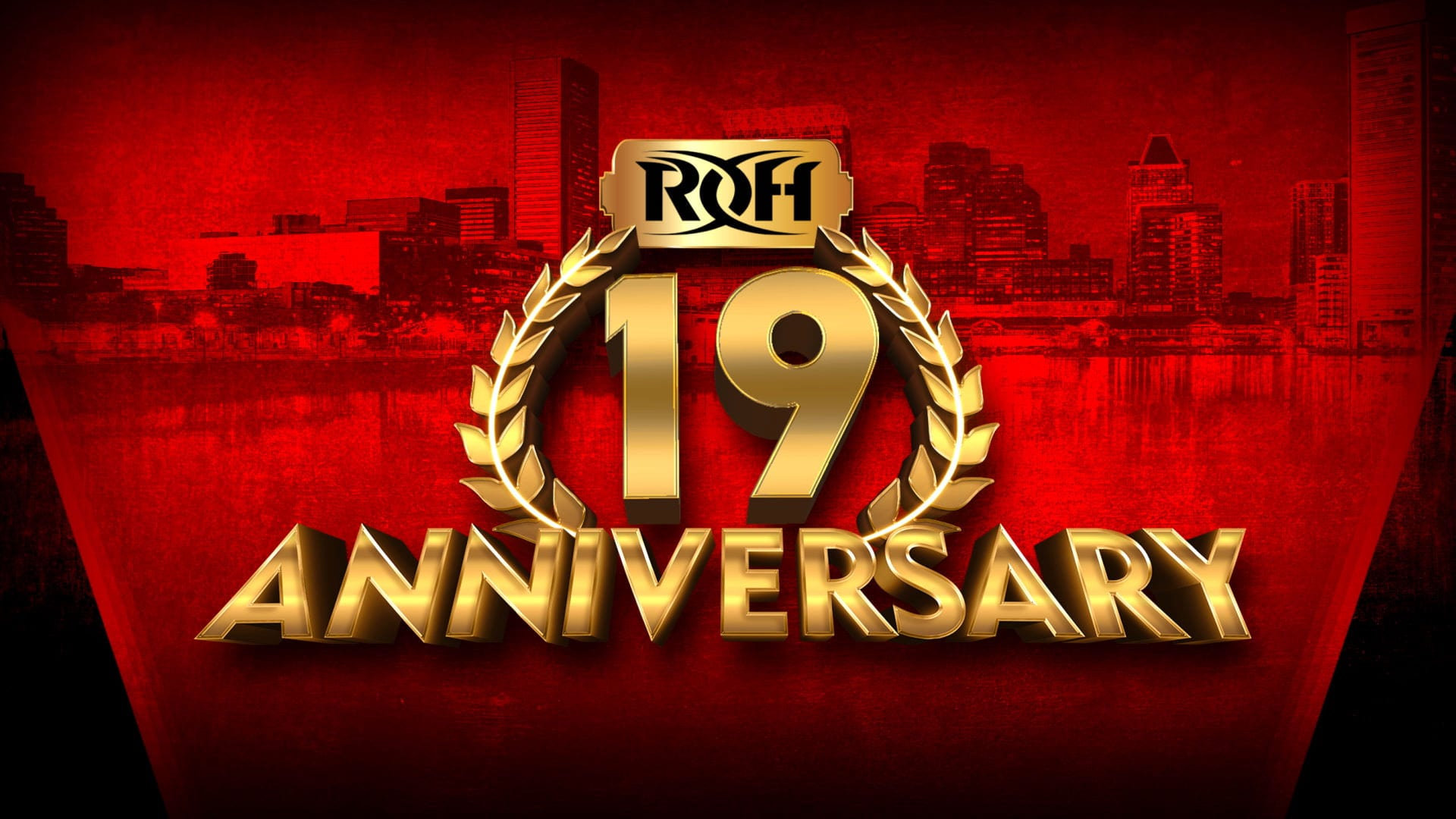New Title Match Revealed For ROH 19th Anniversary Show