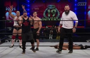 New Stable Forms At ROH 19th Anniversary Show