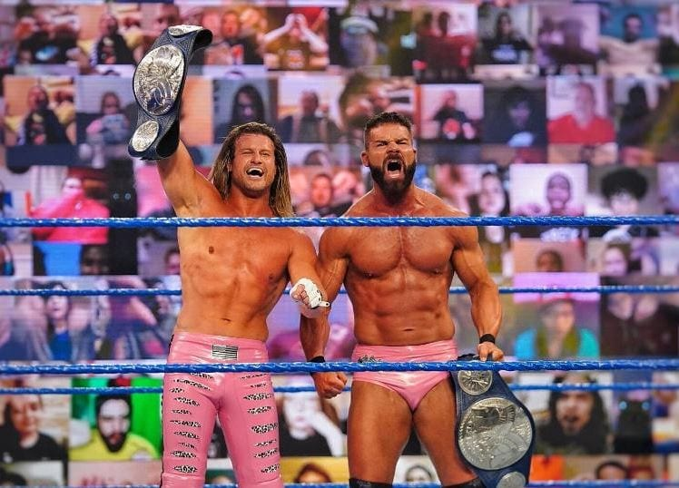 Teams Revealed For WWE SmackDown Tag Team Titles Fatal 4 Way
