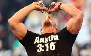 Steve Austin Recalls Getting Vince McMahon To Increase His Merch Pay