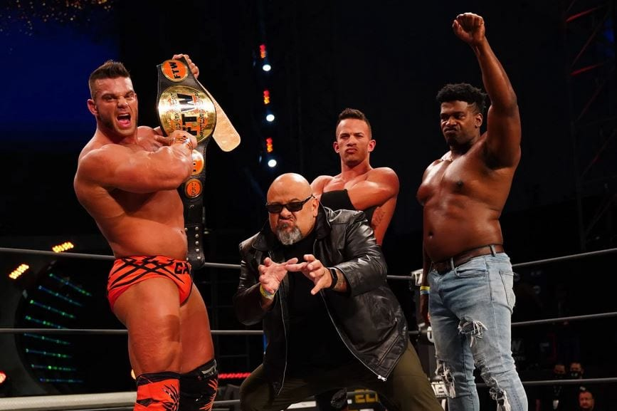 AEW Announces 12 Matches For Tonight's Dark Episode