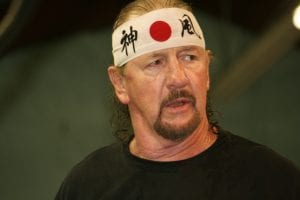 Exclusive News On Award Recently Delivered To Terry Funk