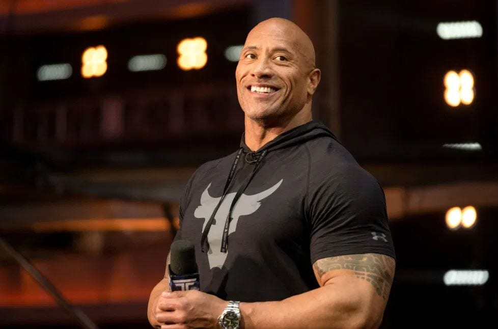 The Rock Stopped Traveling With WWE Hall Of Famer Because He Always Smelled Of Marijuana
