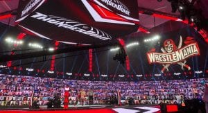 WWE ThunderDome Residency Coming To An End, Plans For WrestleMania Week Tapings