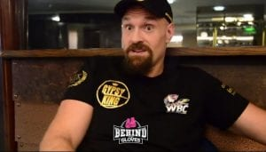 Update On Tyson Fury's Relationship With Vince McMahon And WWE
