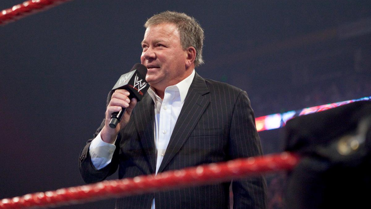 William Shatner Reflects On Blue Origin Space Flight, Working With Jerry Lawler