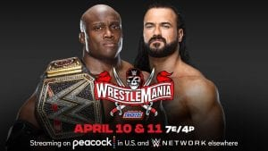 WrestleMania 37 Tickets Almost Sold Out