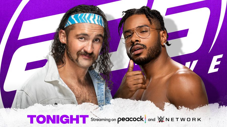 WWE 205 Live Results (3/26): August Grey Vs.Ashante Adonis, Nese & Daivari Join Forces