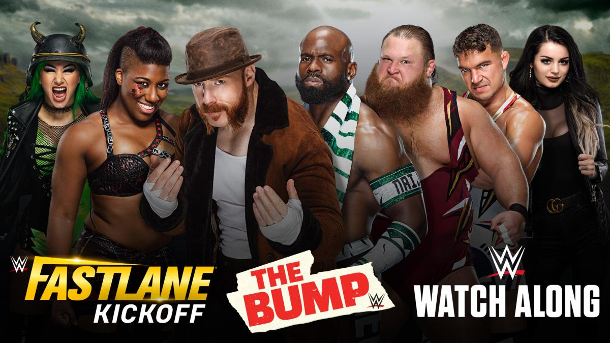WWE Announces Special Programming For Fastlane Sunday