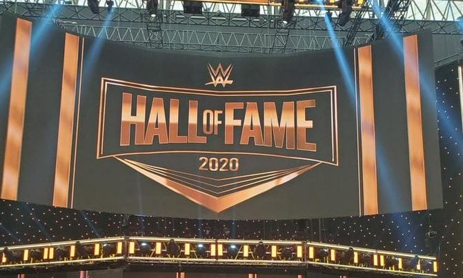 WWE Hall Of Fame Ceremony Changes For This Year