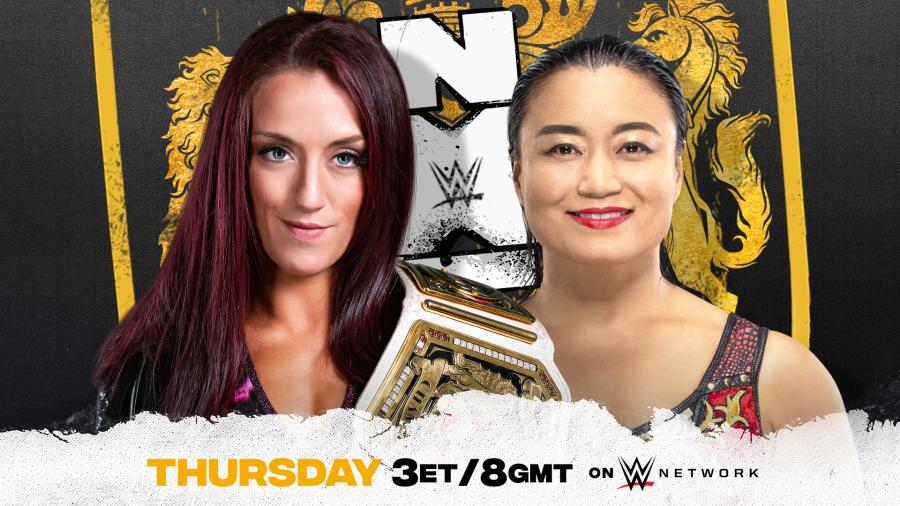 WWE NXT UK Results (3/4): Kay Lee Ray Vs. Meiko Satomura, Ilja Dragunov In Action