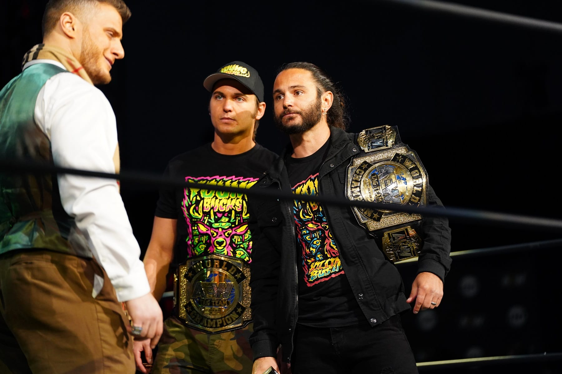 The Young Bucks On When They Will Be Done With Wrestling