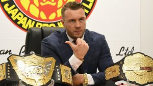 Jim Ross Wishes Current NJPW Champion Worked For AEW