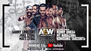 AEW Dark: Elevation Live Coverage: Kenny Omega, Britt Baker And Thunder Rosa In Action