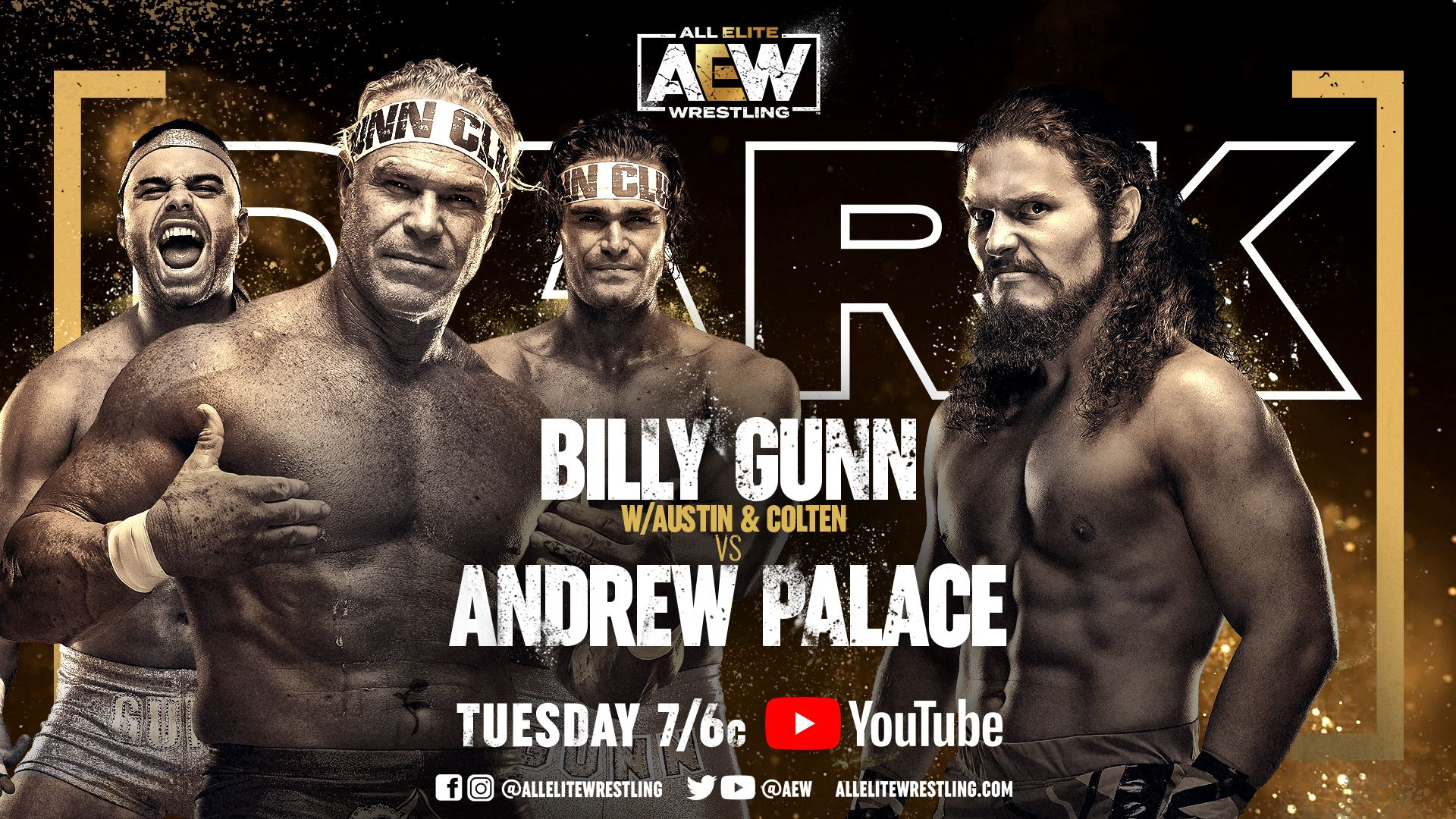 AEW Dark Results (4/20): Billy Gunn, PAC And More In Action