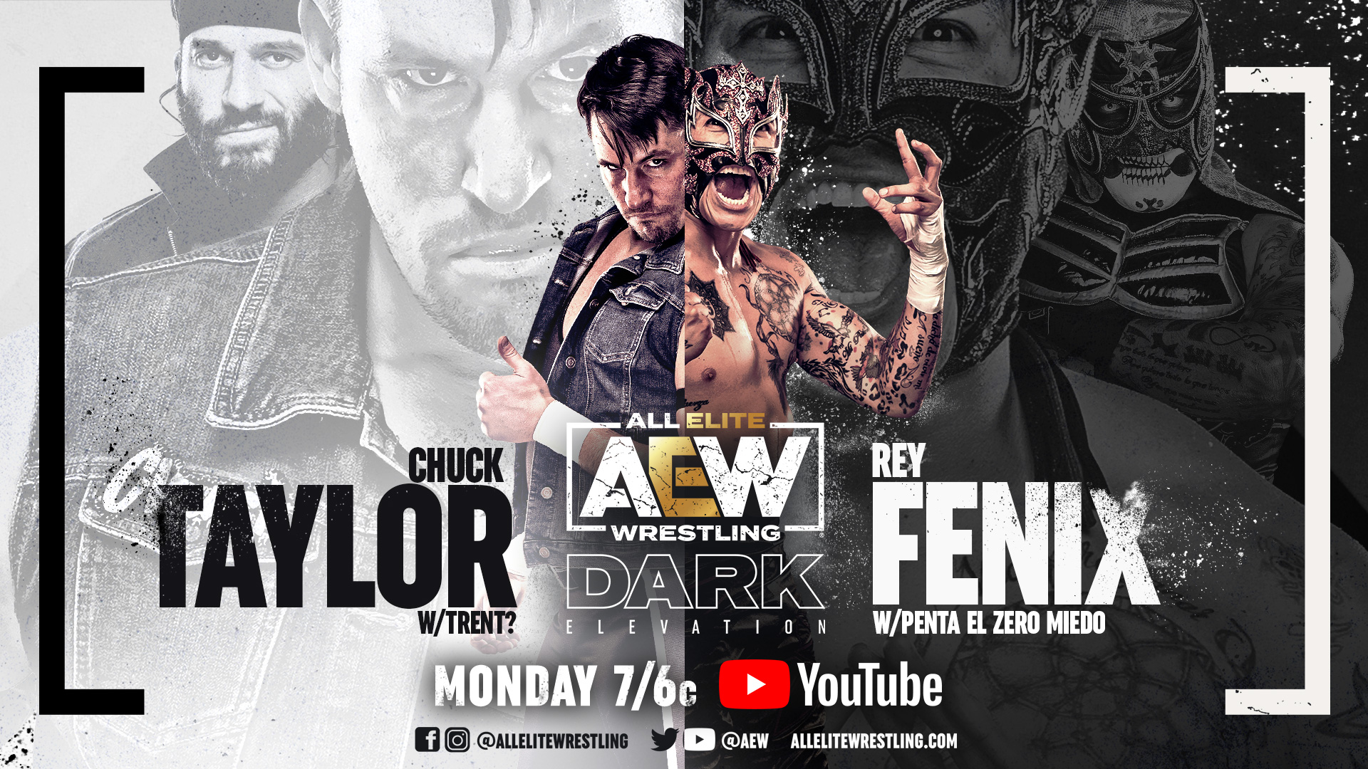 AEW Dark: Elevation Results (4/29): Chuck Taylor Vs. Rey Fenix, Joey Janela Vs. Matt Sydal