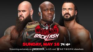 WrestleMania Backlash Betting Odds: Challengers Favored In One Match