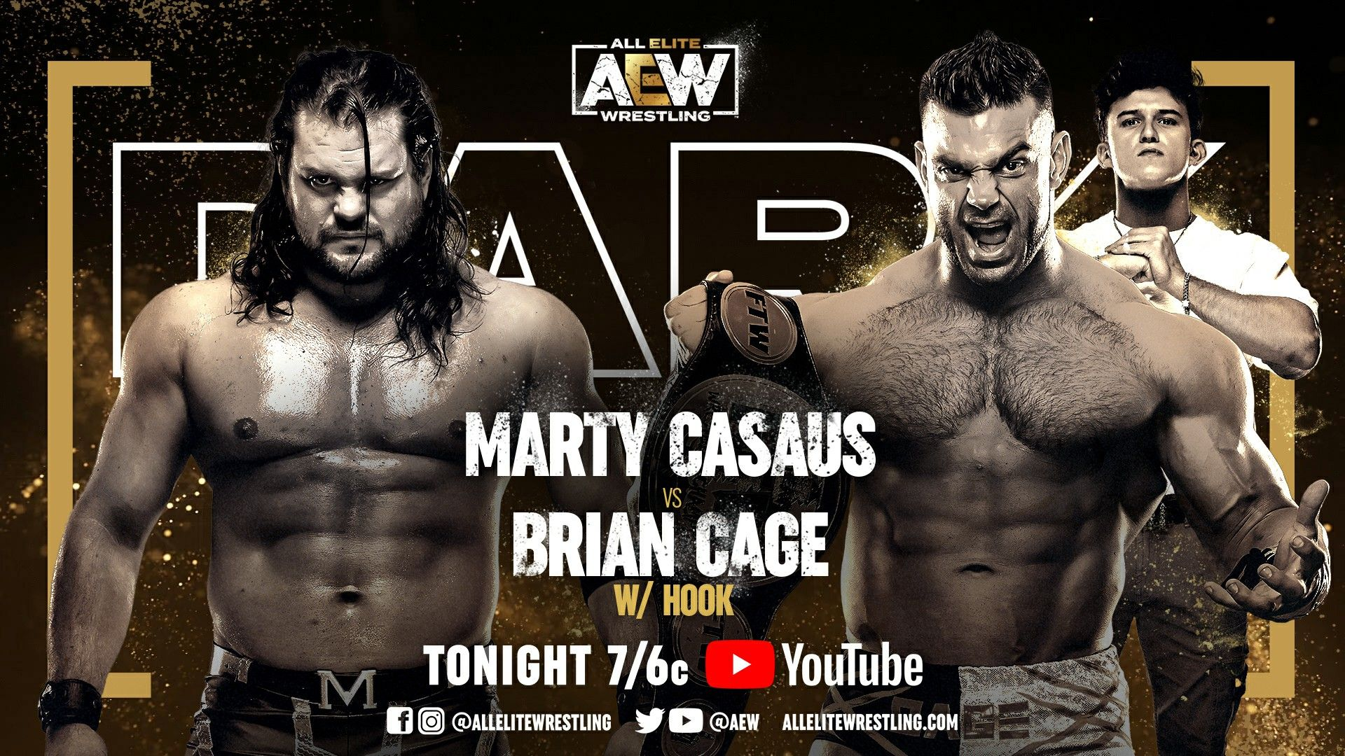 AEW Dark Results (4/27): Brian Cage Vs. Marty Casaus, Diamante Vs. Raychell Rose